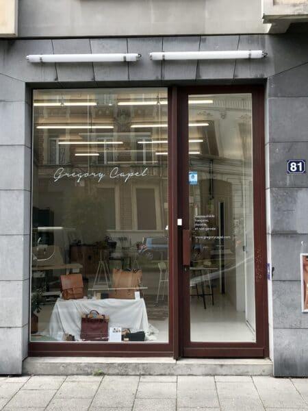 Boutique atelier 81 Avenue Jean Leabs, 59100, Roubaix, Gregory Capel